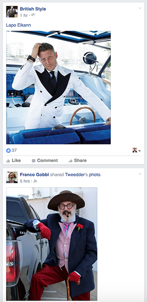 Facebook news feed keeps user scrolling more and more for contentupdate