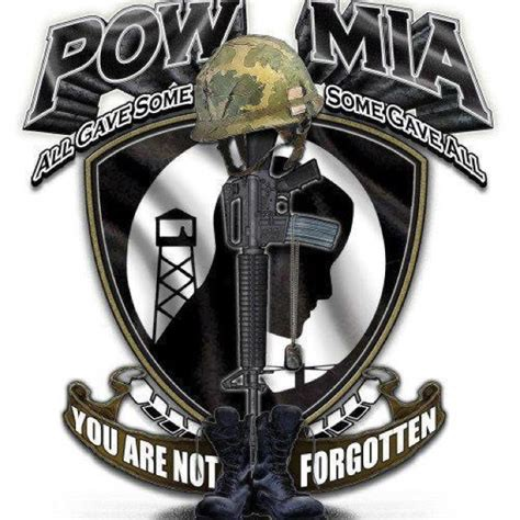All Gave Some Some Gave All MIA POW You Will Not be forgotten Google Images