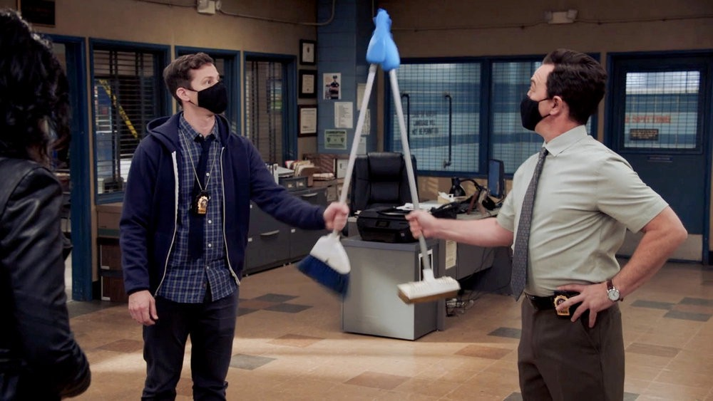 Brooklyn Nine-Nine: On Comedy and Social Commentary