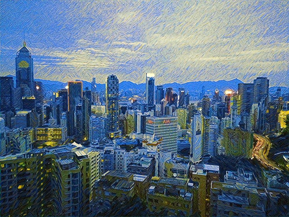 Image style transfer by Pytorch – mc ai