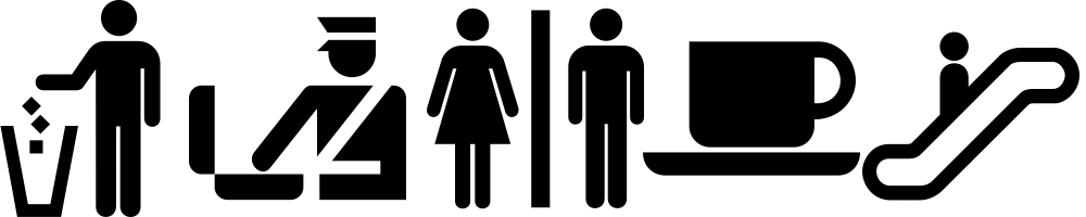 anxiety and activism in transgender bathroom signs don patterson medium - Transgender Bathroom Sign