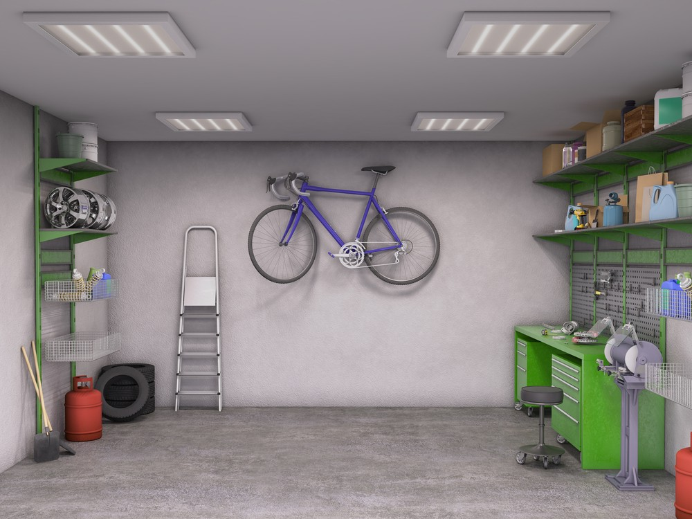 Keeping your garage space organized with these simple tips the garage is often one of those dreaded areas where one would find whatever he or she feels unworthy of being kept inside of the house but it does not solutioingenieria Choice Image