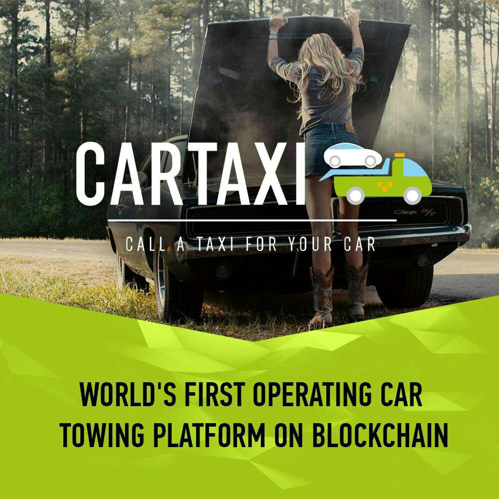 Hello To Everyone! Our Car Towing Platform CarTaxi Came Out On ICO Pre Sale  On August 30. HoorayYou Can Earn Good Money On ICOu0027s, But You Can Also Lose  ...