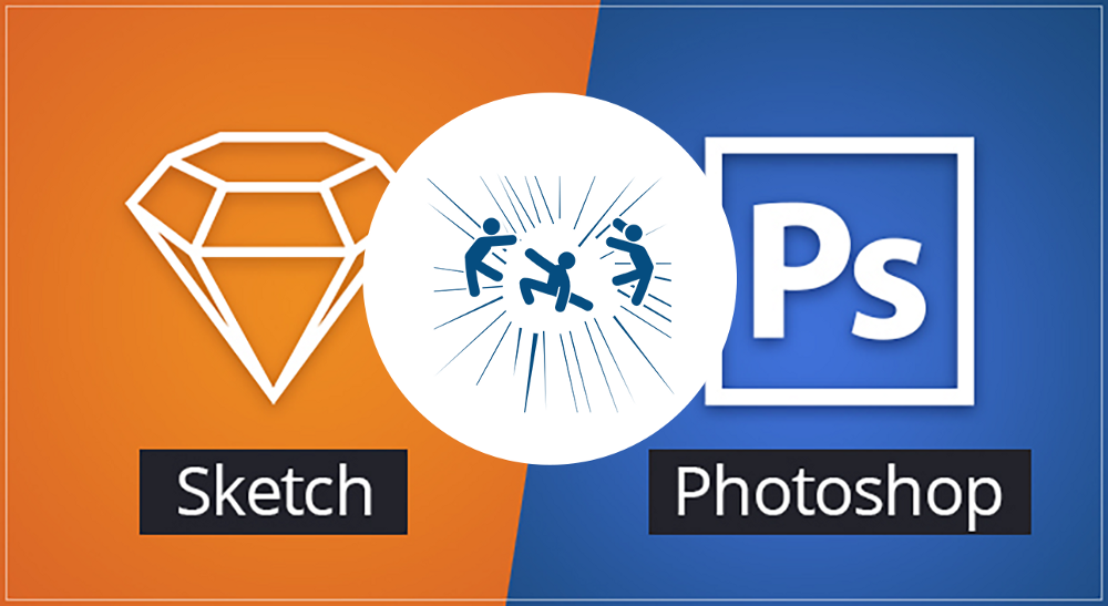 How to live without sketch & rock with Photoshop (yeah for windows PC)
