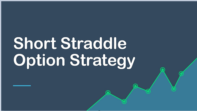 Short Straddle Intraday Strategy