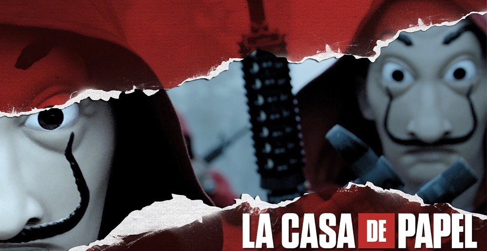 La Casa De Papel Money Heist C4 Events Medium