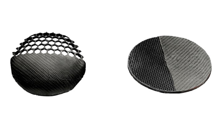 Fabheads' Body panels and Base plates (Carbon fiber-based)