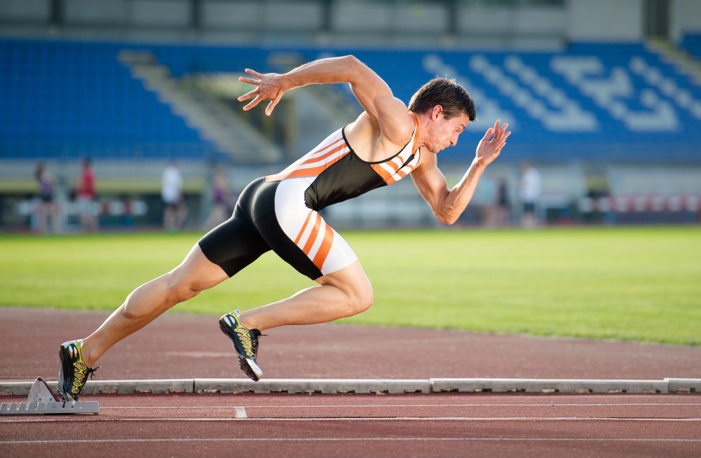 Sprinting pictures