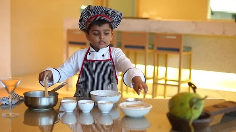 Youngest Chef of India