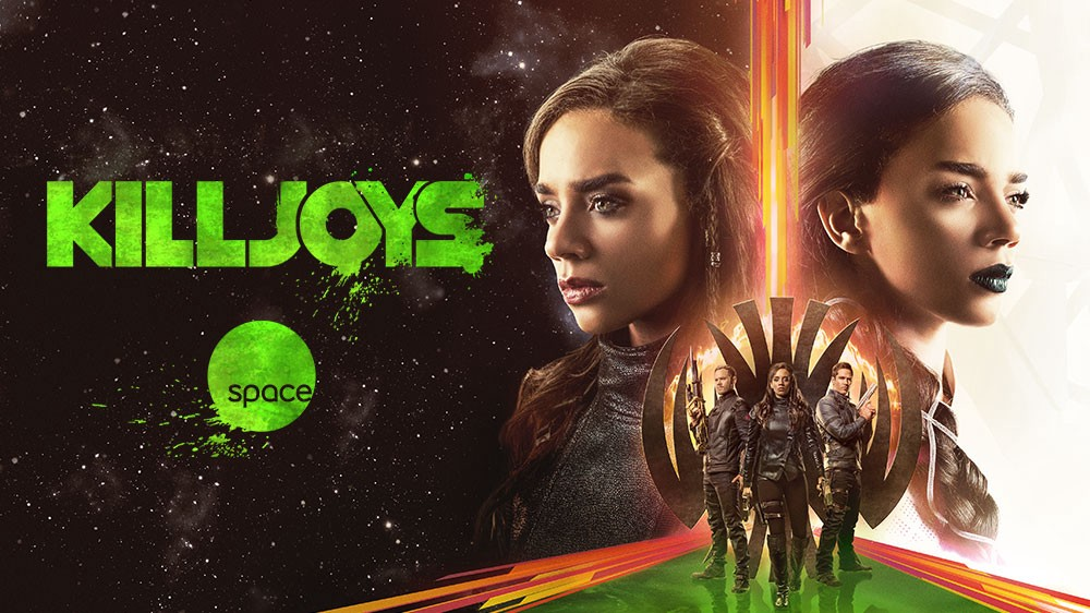 Killjoys 4x05 y 4x06 Espa&ntildeol Disponible
