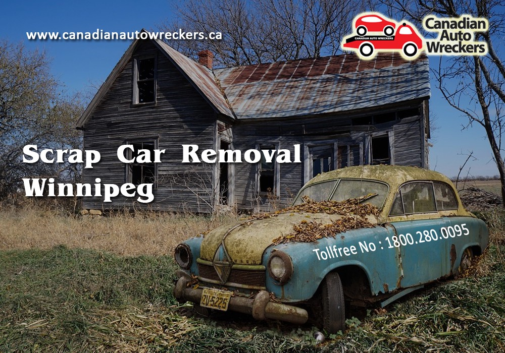 Canadian Auto Wreckers offer topmost cash for your Scrap Car Removal ...