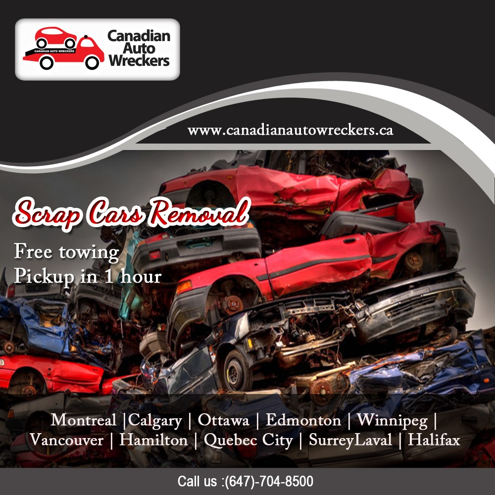 Scrap Car Prices: Are You Getting The Right Value For Your Scrap Car