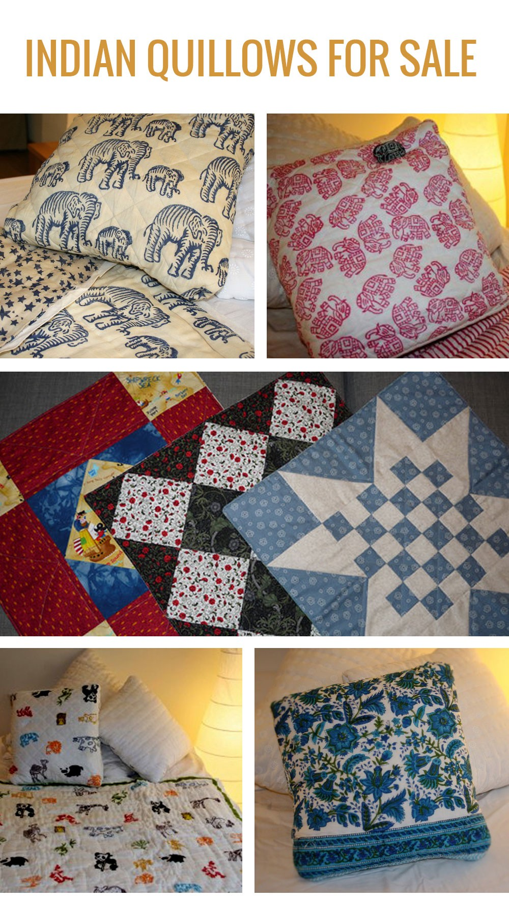 Quillow for Sale – Natural Quilts – Medium : natural quilts - Adamdwight.com