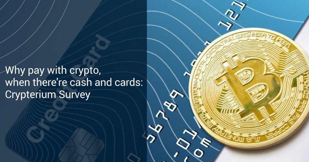 """""""I want to pay with crypto for everything, and there's a number of reasons for that"""""""