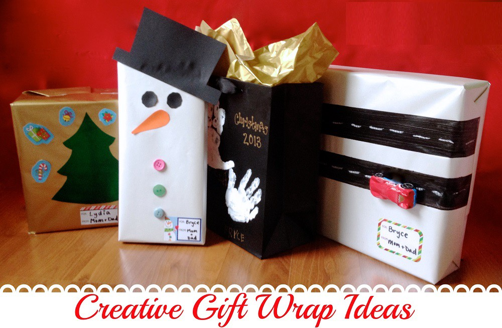 well you can and this article will go over some creative gift wrapping ideas without you having to rely on the same shipping supplies for everything