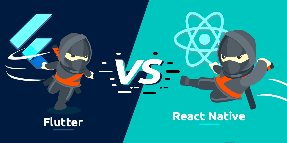 React Native vs Flutter — Which is preferred for you? - By
