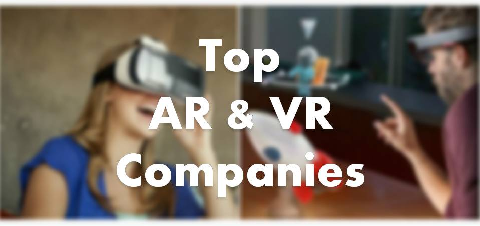 Top VR and AR Companies | Directory