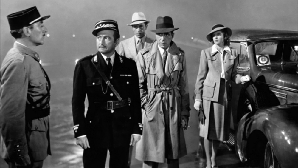 �casablanca� and the eternal myths of the movies � film