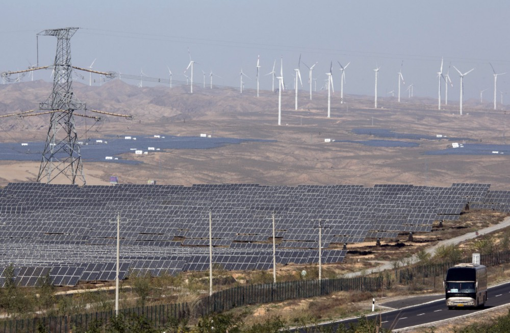 China Smashes Solar Energy Records As Coal Use And Co2