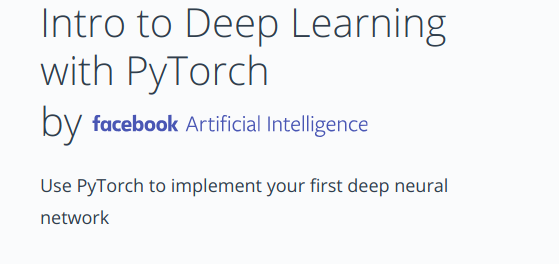 Intro to Deep Learning with Pytorch – Part 1 – mc ai