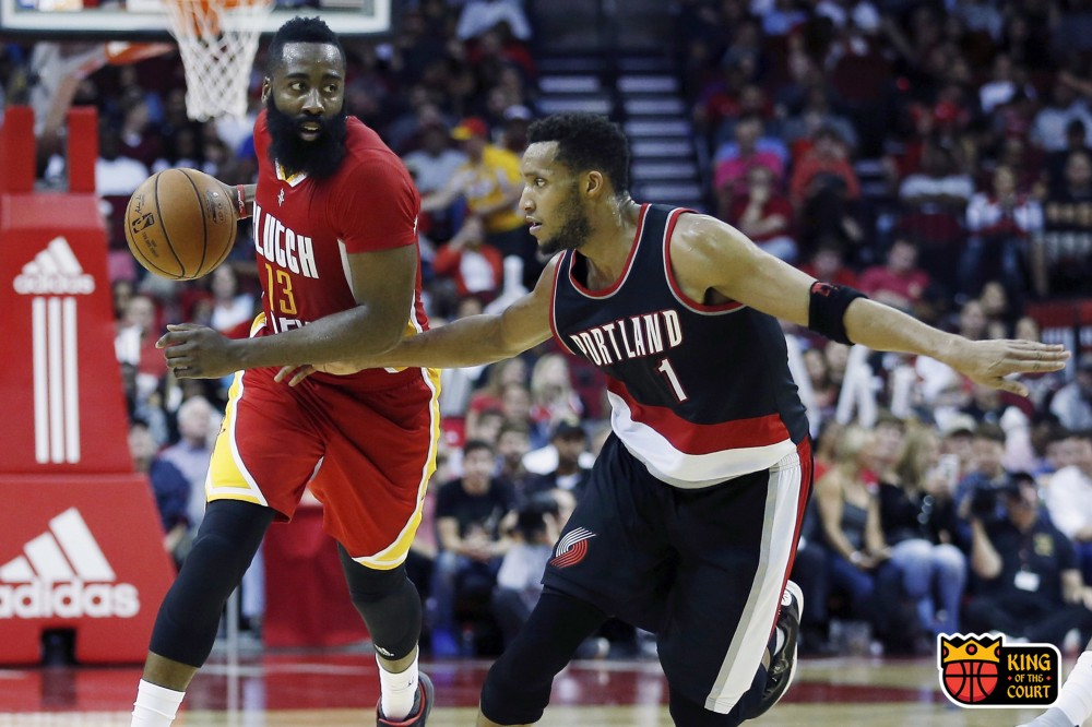 Harden, Rockets beat Jazz, improve to 4-1 at home