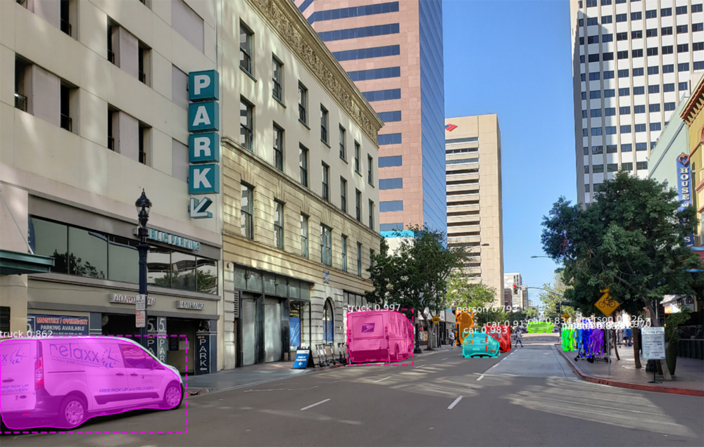 Snagging Parking Spaces with Mask R-CNN and Python – mc ai