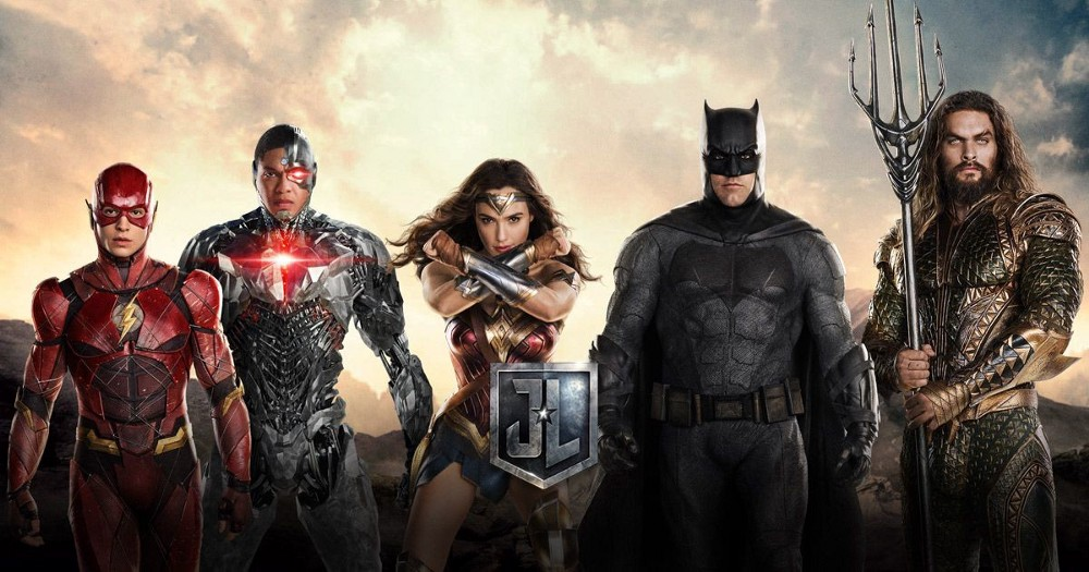 First trailer teams up the 'Justice League'