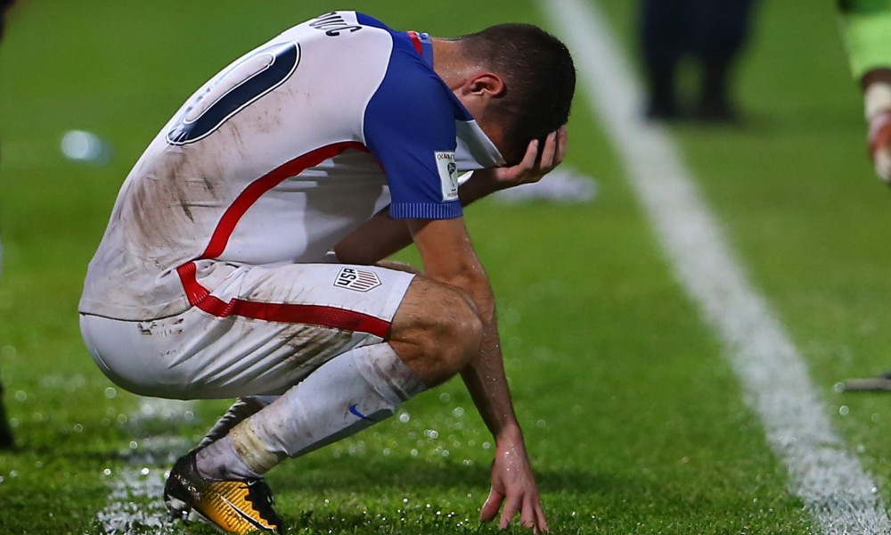 Hey, U.S. Soccer: It's Time to Trim Your Branches