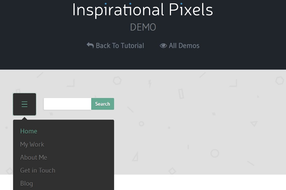 ... jQuery. Suitable for beginners and intermediate. Overall the result is