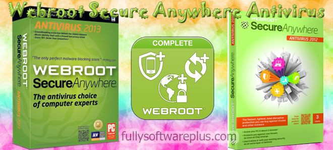 COMPLETE GUIDE FOR WEBROOT ANTIVIRUS