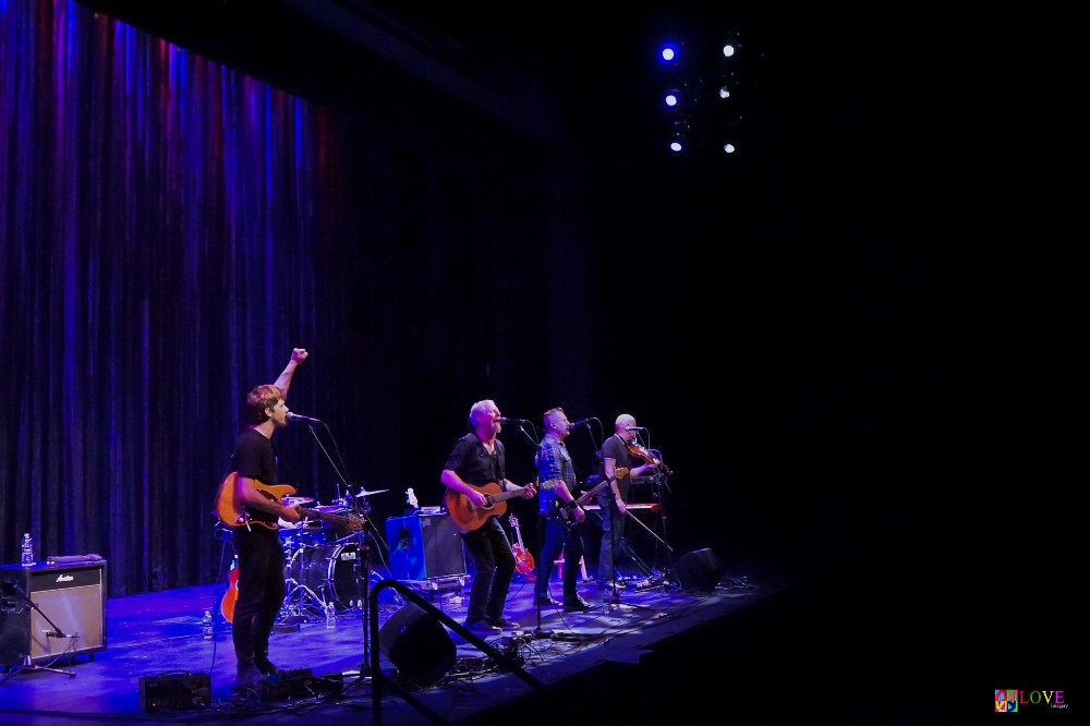 """""""Brilliant!"""" The Young Dubliners LIVE! at Toms River's Grunin Center"""