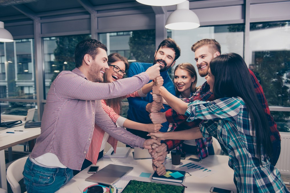 Fun And Quick Team Building Exercises To Energize Your