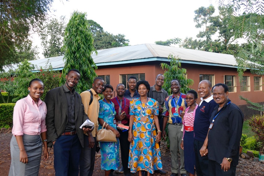 Classroom Learning Program brings teaching resources to rural Tanzania
