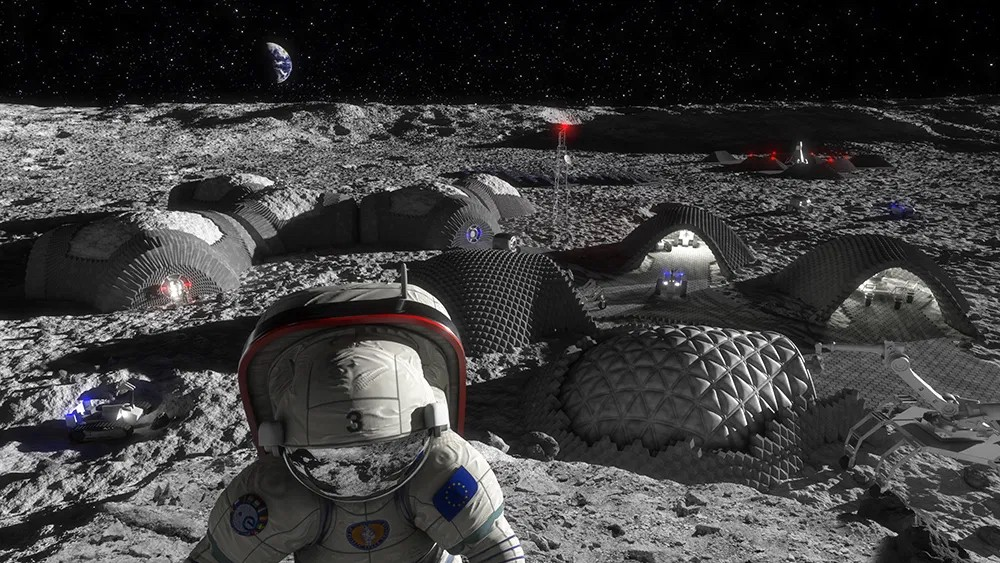 The recipe for a better humanity?—?a permanent moon base