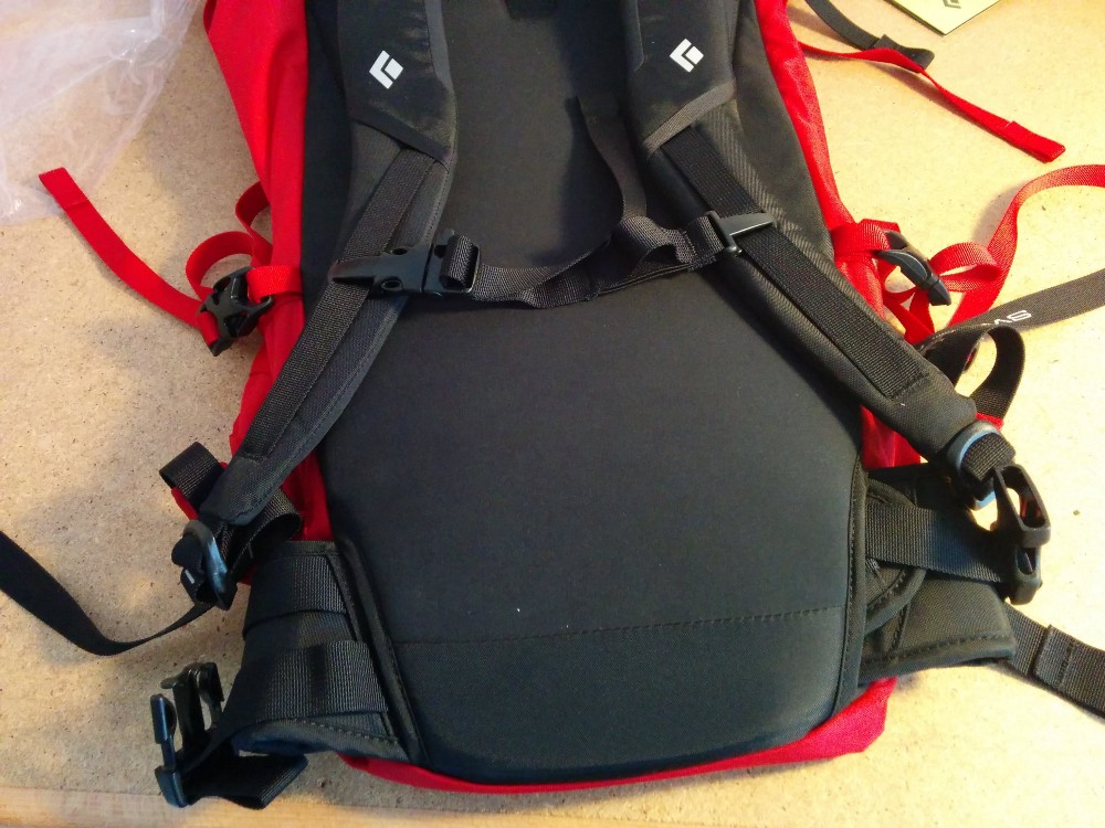 Climbing Backpack Review: Lowe Alpine Alpine Attack, Black ...