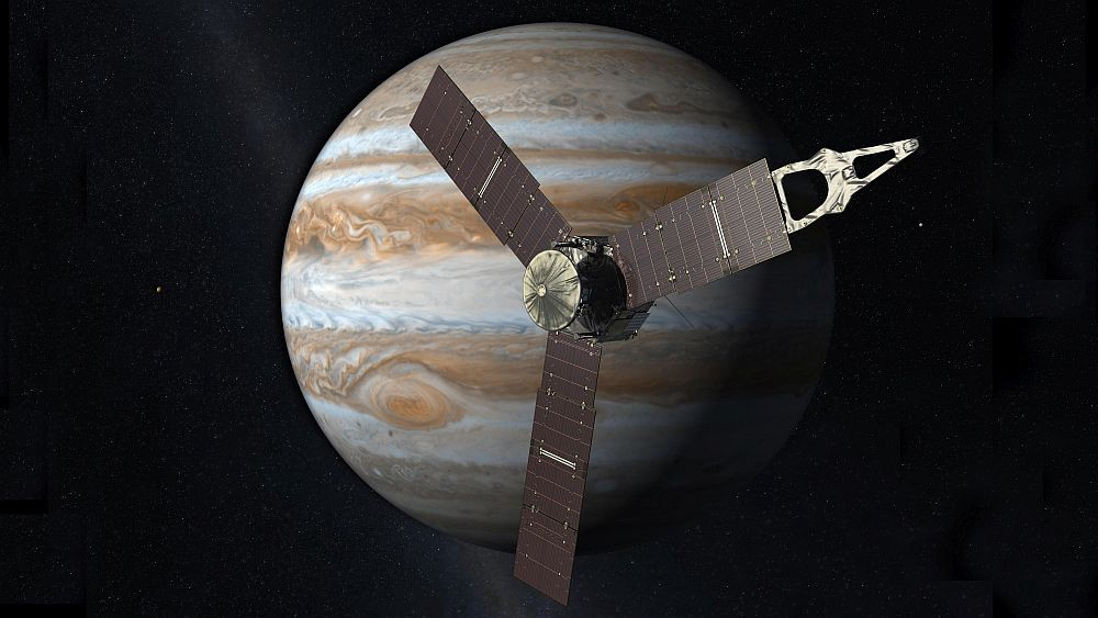 Juno Spacecraft Makes Waves at Jupiter for Extended Mission