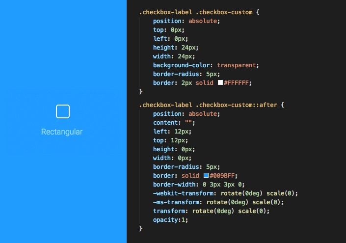 Styling Checkbox - CSS Tips | AppIt Ventures