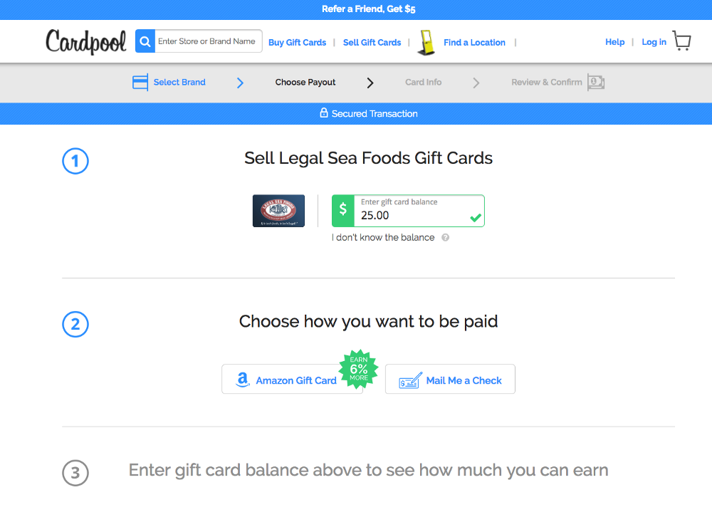 I Only Want Gift Cards This Year Five Ways To Score Free Or Cheap