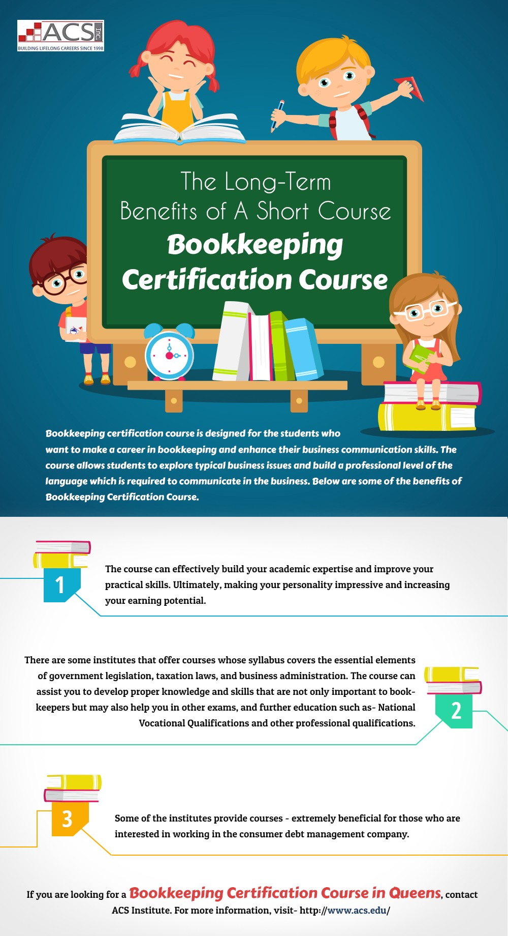 Bookkeeping Course Is Aimed At Those Students Who Want To Choose A