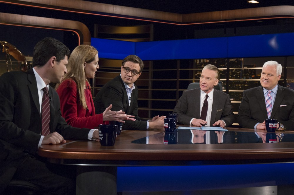 Image result for louise mensch bill maher