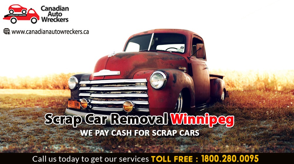 Make Money From A Scrap Vehicle With Canadian Auto Wreckers — Scrap ...