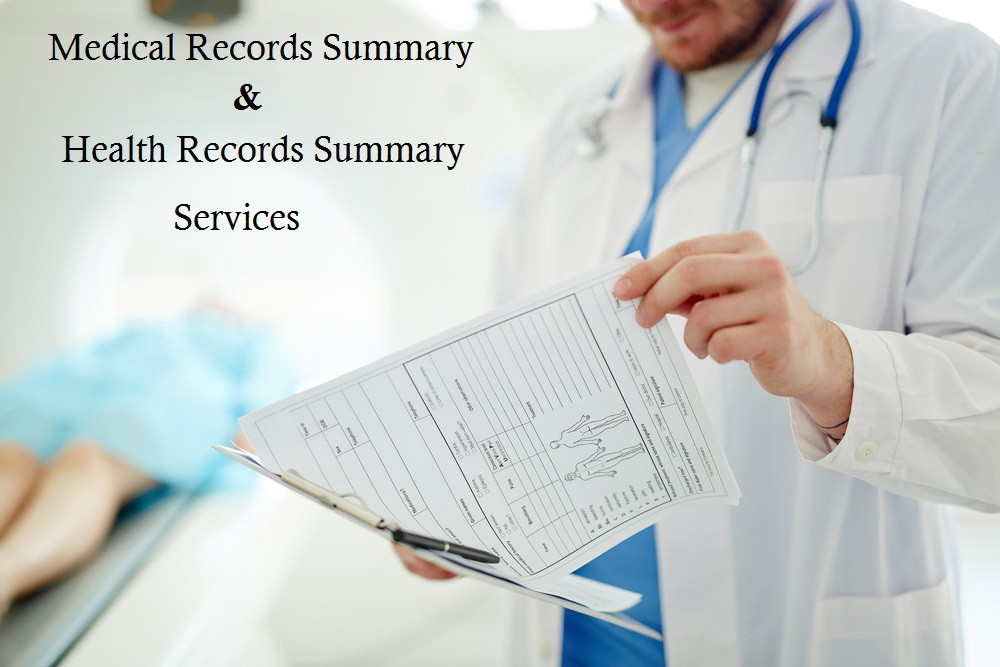 Medical records summary and healthcare record summary services medical records summarization or medical record review is a service that will provide a summary of a patients electronic health records ehr in a thecheapjerseys Gallery