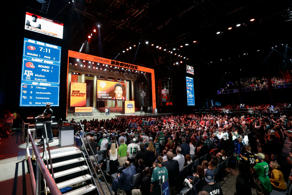 NFL Draft: Who did the Browns pick?