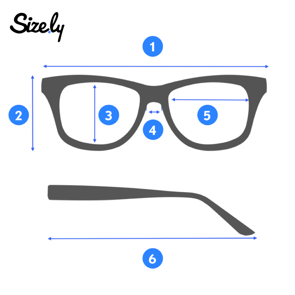 How to Measure Glasses? – Sizely – Medium