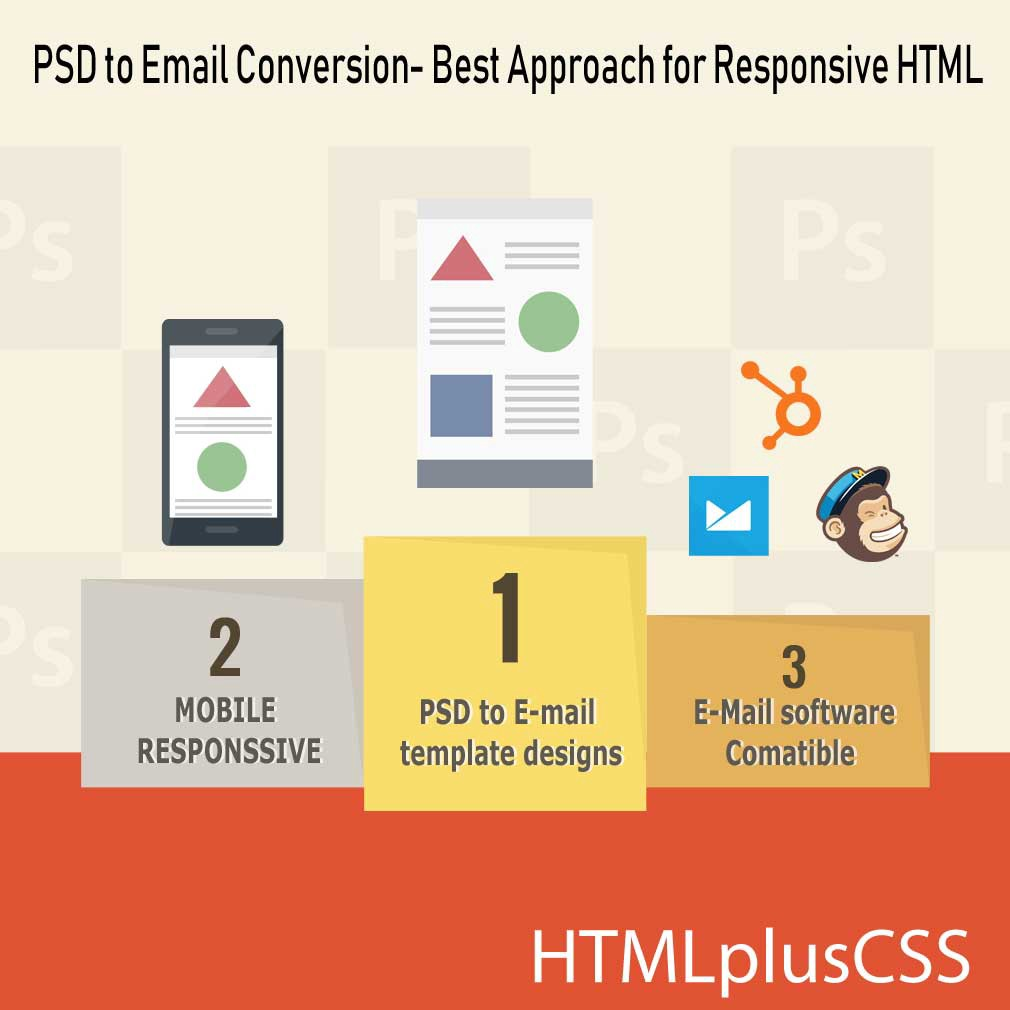 Best Psd To Email Conversion Approach For Responsive Html Email Design