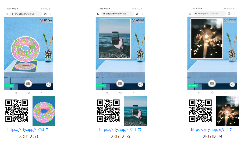 XRTY—Create Augmented Reality App
