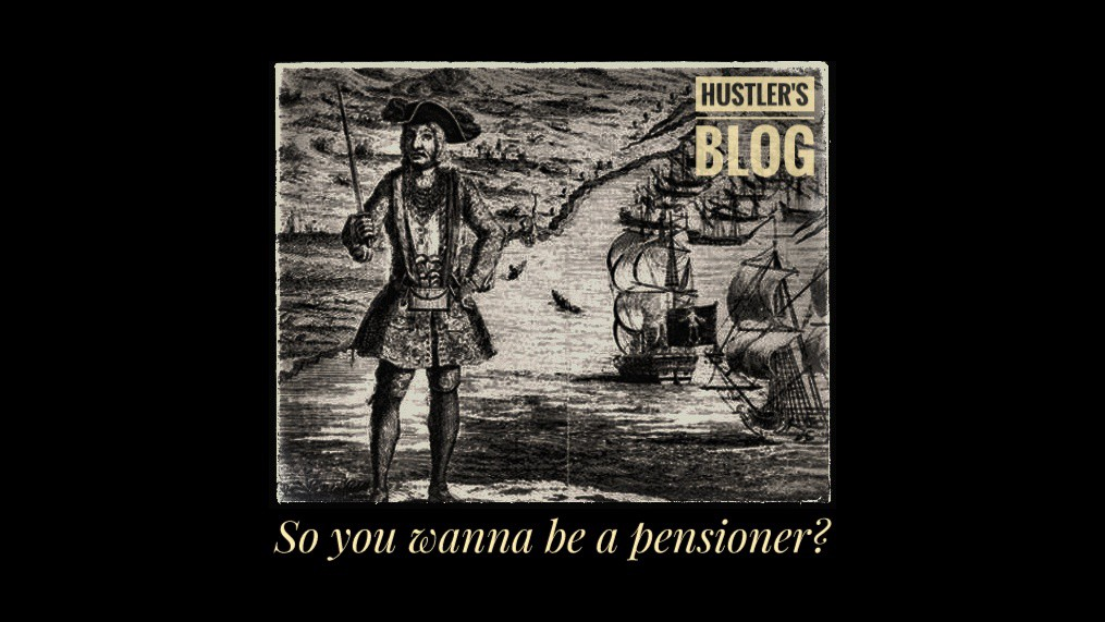 Who is behind Pensions and why it works against you.As
