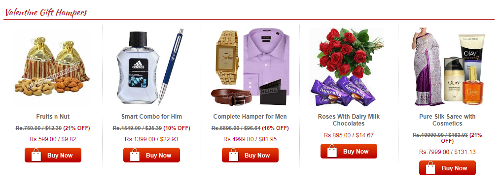 Gifts 2 India Online A One Stop Store To Send Birthday