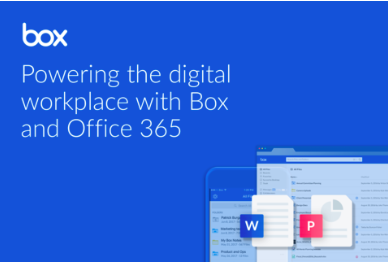 powering the digital workplace with box and office 365 on demand