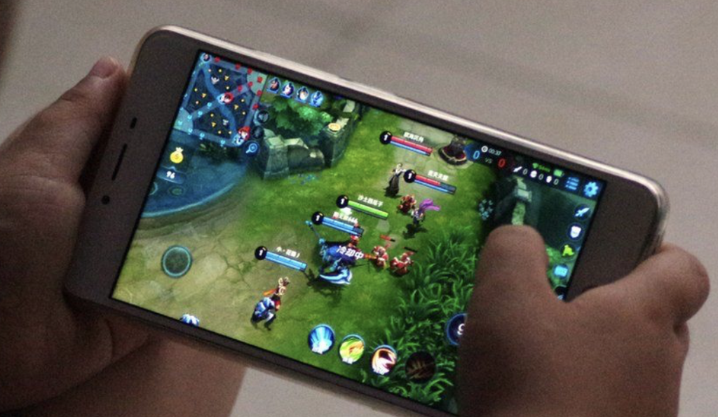 Friday Five: China limits kids' online gaming to one hour image